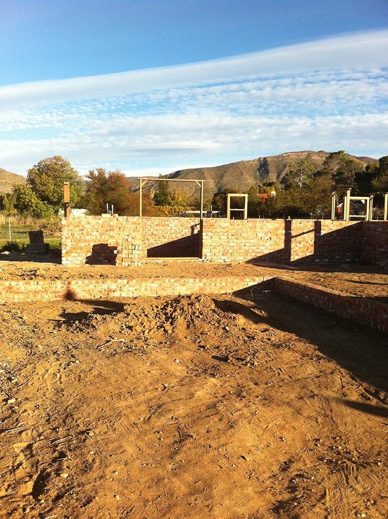De Villiers Builders New Builds