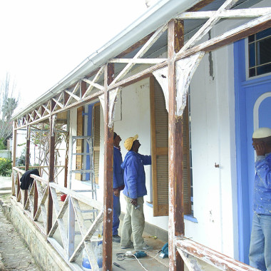 De Villiers Builders Renovations